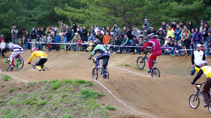 2008JBMXF全日本BMX選手権大会INひたちVOL14MEN17~29、30オーバークラス決勝_b0065730_19453035.jpg