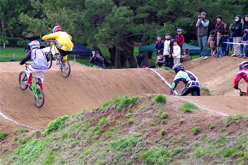 2008JBMXF全日本BMX選手権大会INひたちVOL14MEN17~29、30オーバークラス決勝_b0065730_19454564.jpg
