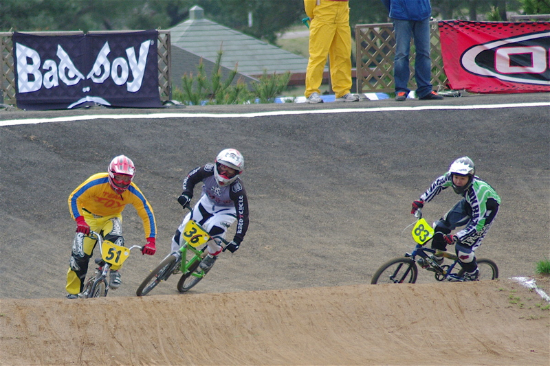 2008JBMXF全日本BMX選手権大会INひたちVOL14MEN17~29、30オーバークラス決勝_b0065730_19462616.jpg