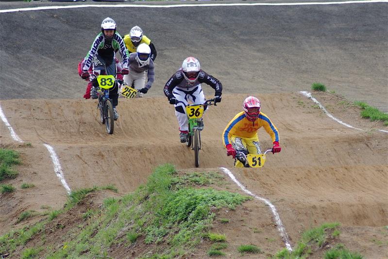 2008JBMXF全日本BMX選手権大会INひたちVOL14MEN17~29、30オーバークラス決勝_b0065730_19465461.jpg