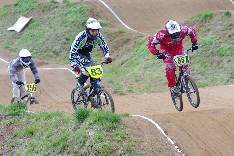 2008JBMXF全日本BMX選手権大会INひたちVOL14MEN17~29、30オーバークラス決勝_b0065730_19475141.jpg