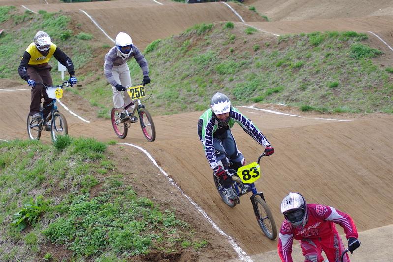 2008JBMXF全日本BMX選手権大会INひたちVOL14MEN17~29、30オーバークラス決勝_b0065730_1948338.jpg