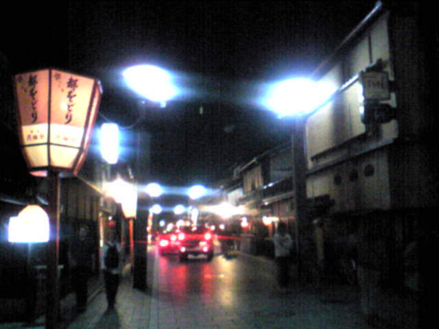 A Night in GION/KYOTO, 京都 祇園の夜_e0142585_12573268.jpg