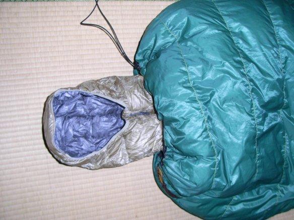 GoLite 40°F Feather Lite Sleeping Bag _e0024555_946857.jpg