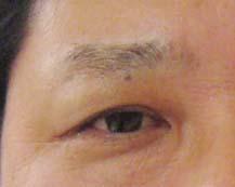 アートメイク 眉 男性 初回_c0124015_925415.jpg