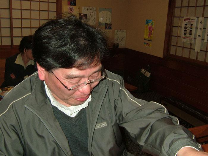 Chikahachiっつぁん! 「ウニへの道 完結編」_c0110051_965314.jpg