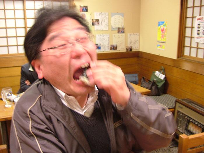 Chikahachiっつぁん! 「ウニへの道 完結編」_c0110051_984426.jpg