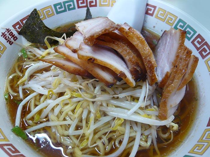 「チャーシュー麺」 ジャパンラーメン高嶋 @ 飾磨_e0024756_4341953.jpg