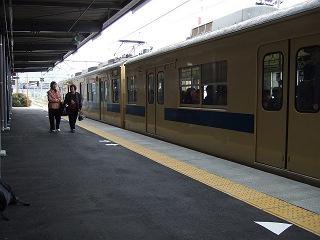 JR矢野駅、ホームから_b0095061_824422.jpg