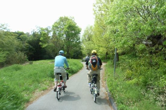 奈良ポタリング~奈良自転車道 ...