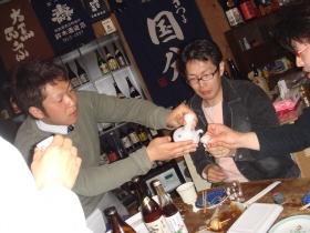 豊永酒造の焼酎を飲み倒す会_d0033131_1117949.jpg