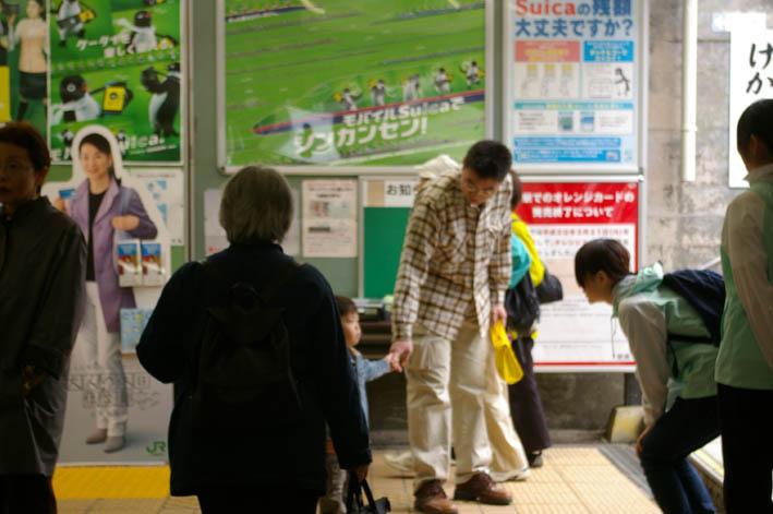 「北鎌倉の神々」のポスターとチラシが北鎌倉駅に!_c0014967_0382363.jpg