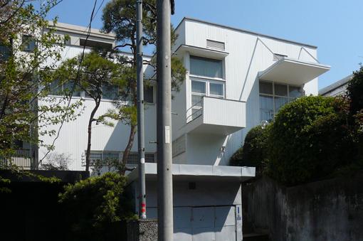 土浦亀城邸 : 家づくり西方設計