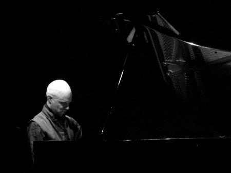 Nik Baertsch (ニック・ベルチュ) と Imre Thormann (イムレ・トルマン)日本公演初日 _e0081206_10563387.jpg