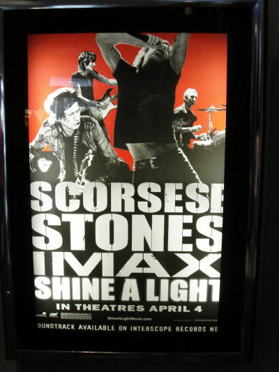 2008-04-27 『Shine A Lighy』@「IMAX Theater」_e0021965_1046758.jpg