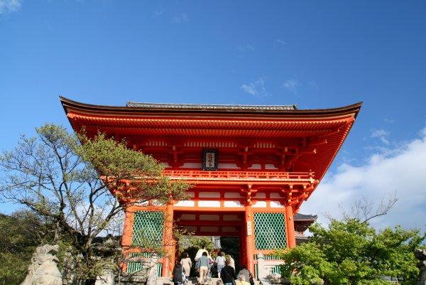 撮っておきの新緑・清水寺編②_d0030373_20253047.jpg
