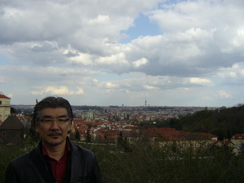 プラハを巡る_d0139475_12474864.jpg