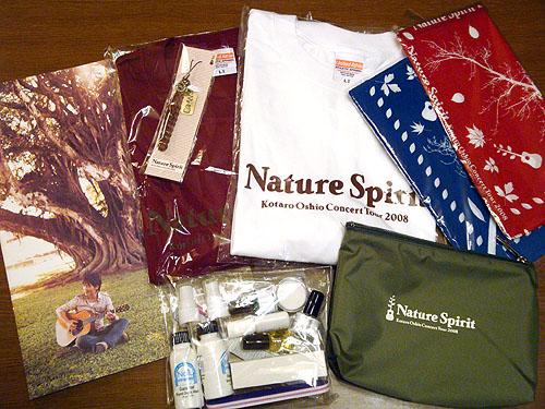 押尾コータロー コンサート・ツアー2008 Nature Spirit_c0137404_0491569.jpg
