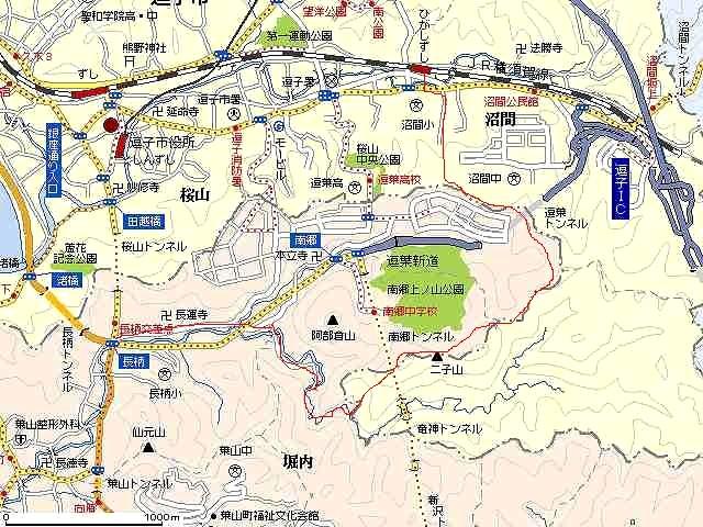 逗子(二子山~森戸川)4/27_f0100825_11214215.jpg
