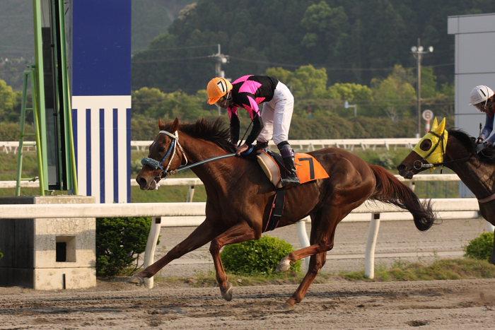2008年4月27日(日) 高知競馬 11R_a0077663_1252720.jpg
