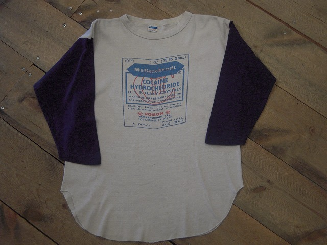 Tシャツ大量入荷中。_d0121303_14145439.jpg