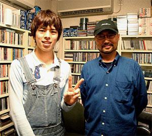 南澤先生直伝レッスンPart1(GWスペシャル) 『先生のお宅訪問』_c0137404_1573730.jpg