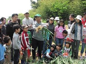 親子ふれあい 農業体験教室_c0141652_1731072.jpg