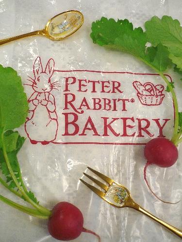 PETER RABBIT BAKERY ピーターラビットベーカリ-の お届けもの♥。。.゜。*.。♡_a0053662_10391737.jpg