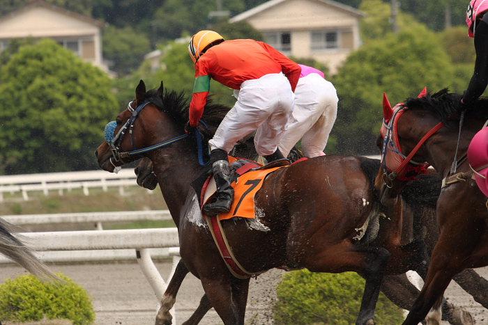 2008年4月26日(土) 高知競馬 6R その2_a0077663_19393993.jpg