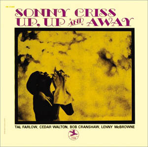 Up,Up And Away / Sonny Criss_d0127503_1444294.jpg