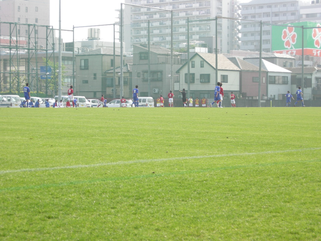 JFAプリンスリーグU-18関東 2008 三菱養和SCユース 0-2 桐蔭学園高校_e0039513_12434488.jpg