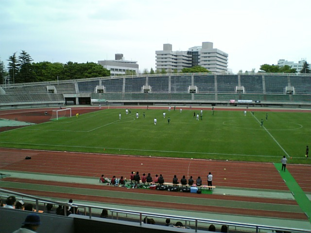 JFAプリンスリーグU-18関東 2008 東京ヴェルディユース 5-3 武南高校_e0039513_1343914.jpg