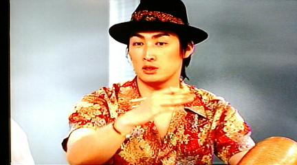 Cesar Lopez(CUBA)×KTa☆brasil セッション on NHK教育TV 3ch. 『テレビでスペイン語』_b0032617_14124815.jpg