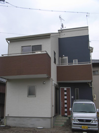 光のタワーがある家・・・お引渡し_f0129627_189567.jpg