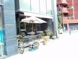 BOWLS cafe  @新宿御苑_c0119259_220282.jpg