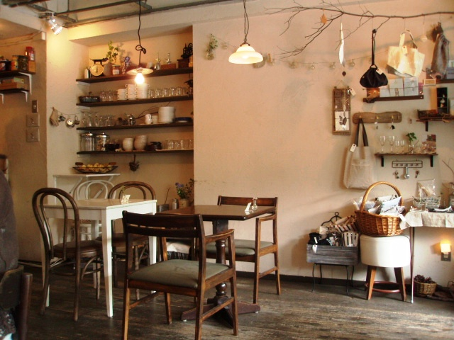 BOWLS cafe  @新宿御苑_c0119259_2205786.jpg