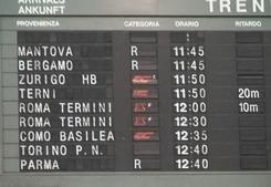 イタリア旅行・ミラノからフィレンツェへ、再びユーロスターで・②-8エピソード4月18日_d0083265_035887.jpg
