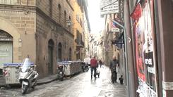 イタリア旅行・ミラノからフィレンツェへ、再びユーロスターで・②-8エピソード4月18日_d0083265_12413870.jpg