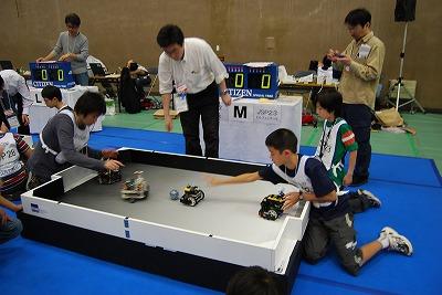Robo Cup Japan 2008_d0050503_16501981.jpg