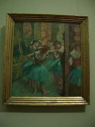 ニューヨークのミュージアム②年末年始のメトロポリタン美術館_b0031055_0294461.jpg