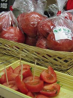 「トマト」生産者対面販売_c0141652_10342548.jpg