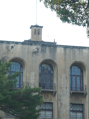 こどもの日 こどもにかえる日 小男鹿と小さな武者のティータイム 旧別府市公会堂(゜))<<.゚。*・。♡_a0053662_10273167.jpg