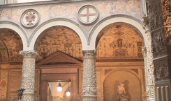 イタリア旅行・ダ・ヴィンチとモナ・リザの間で・・・ ②-9 エピソード 4月19日_d0083265_18274848.jpg
