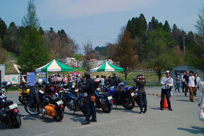 三春の滝桜ツーリング_e0124594_2342948.jpg