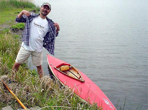 Nature Spirit 印旛沼でカヌー! (花見川カヌー探検 その2)_c0137404_01316.jpg