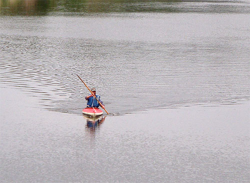 Nature Spirit 印旛沼でカヌー! (花見川カヌー探検 その2)_c0137404_0413121.jpg