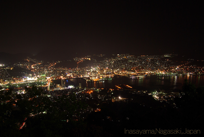Nagasaki twilight time_b0108109_9475311.jpg