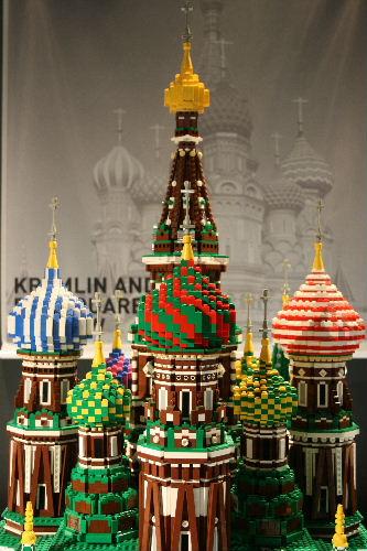 PIECE OF PEACE   『レゴ』で作った世界遺産展part2_f0082141_1504695.jpg