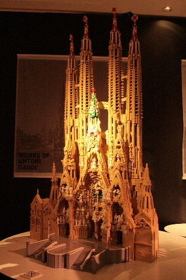PIECE OF PEACE   『レゴ』で作った世界遺産展part2_f0082141_1564453.jpg