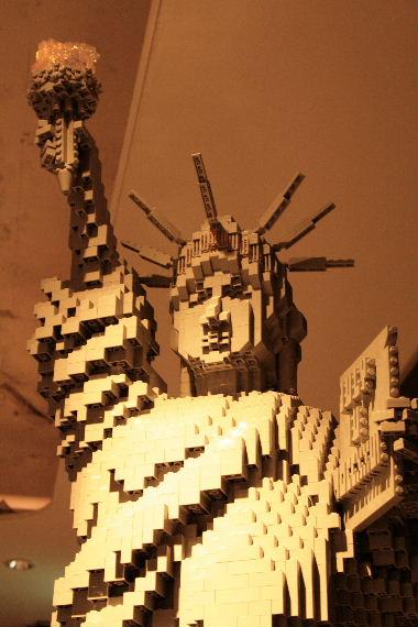 PIECE OF PEACE   『レゴ』で作った世界遺産展part2_f0082141_272694.jpg